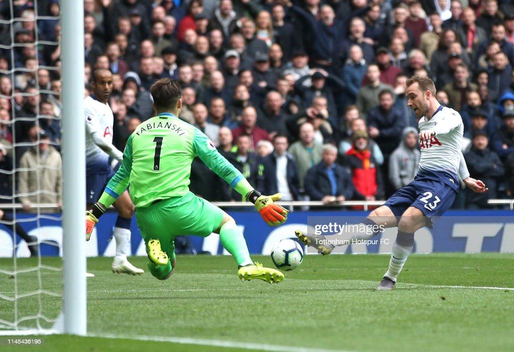 Tottenham Hotspur v West Ham United - Premier League : News Photo