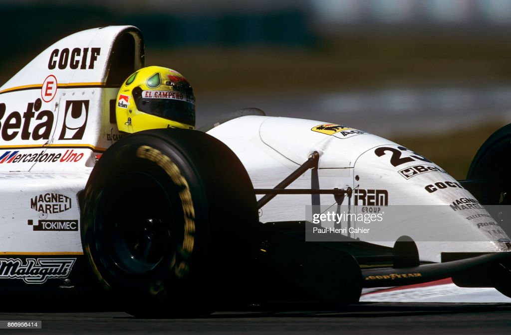 Christian Fittipaldi, Grand Prix Of Canada : News Photo