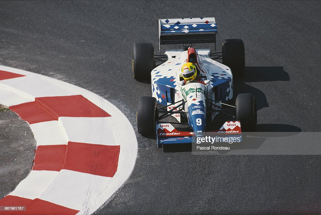 Grand Prix of France : News Photo
