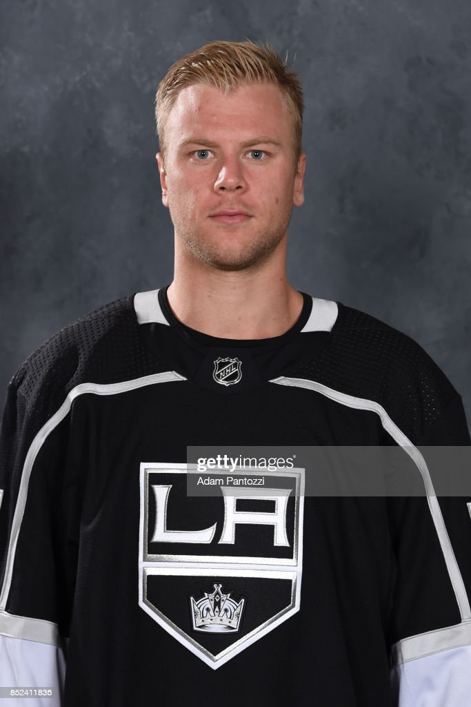 Los Angeles Kings Headshots