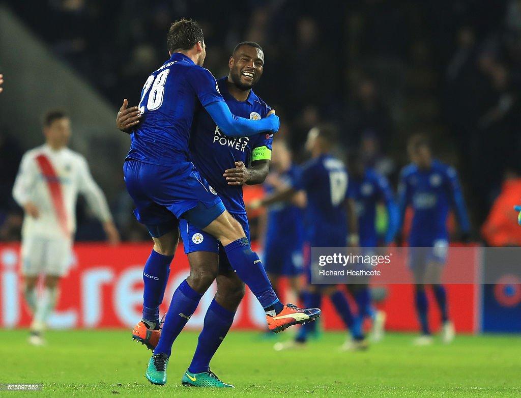 Leicester City FC v Club Brugge KV - UEFA Champions League : News Photo