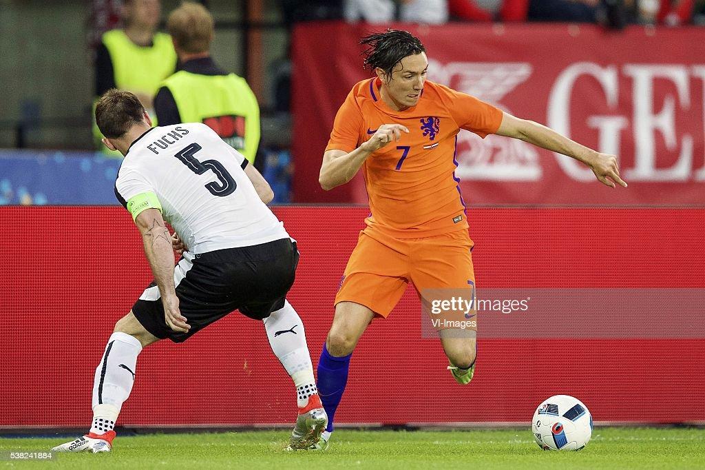 """International Friendly - """"Austria v Netherlands"""" : News Photo"""