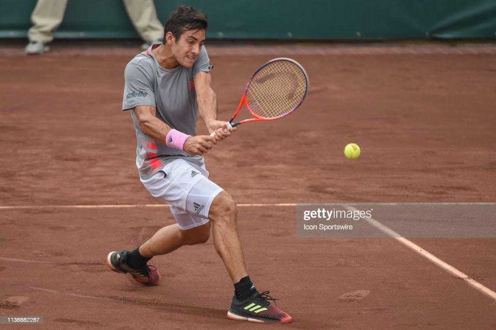 TENNIS: APR 13 US Men's Clay Court Championship : News Photo