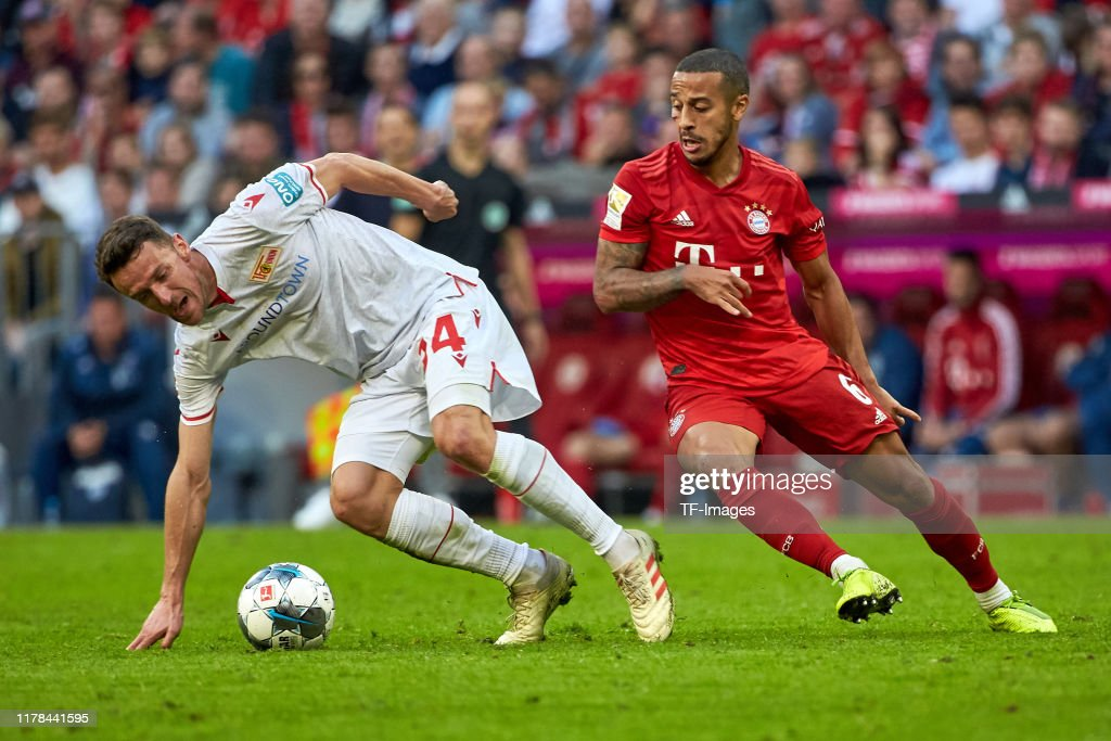 FC Bayern Muenchen v 1. FC Union Berlin - Bundesliga : News Photo