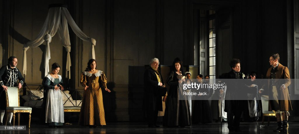 """The Marriage Of Figaro"" At The Royal Opera House : News Photo"