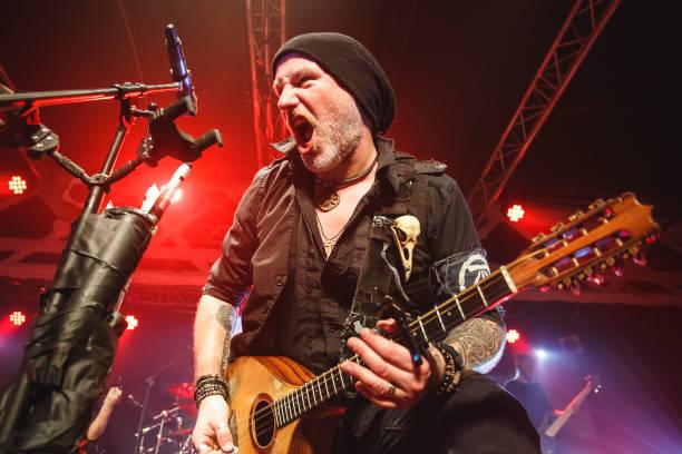 ESP: Eluveitie Concert In Barcelona