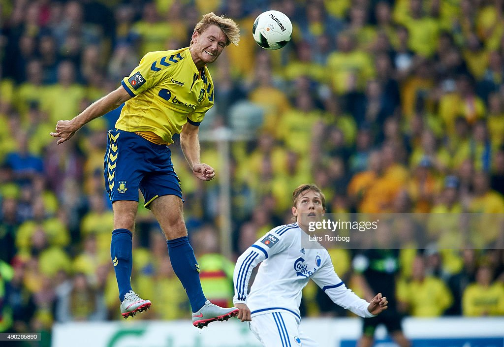 Brondby IF vs FC Copenhagen - Danish Alka Superliga : News Photo