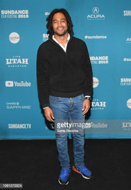 Christian Henley attends the Indie Episodic Program 2 during the 2019 Sundance Film Festival at Prospector Square Theatre on January 29 2019 in Park...