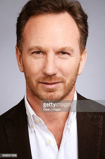 Christian Horner attends the F1 Zoom Auction in aid of the renowned Great Ormond Street Hospital at InterContinental Park Lane Hotel on February 5...
