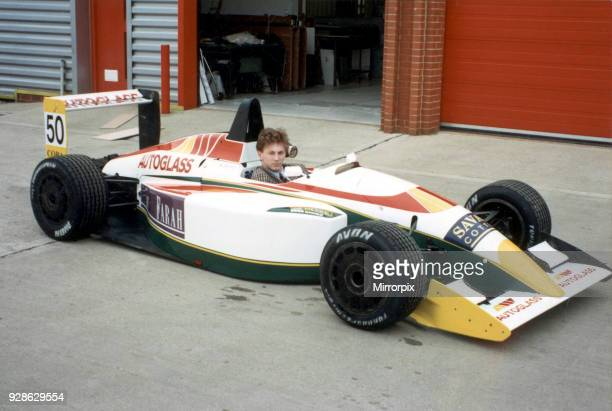 Christian Horner steps out on the tough road of Formula Three racing tomorrow determined to make it to the top, 20th March 1999.