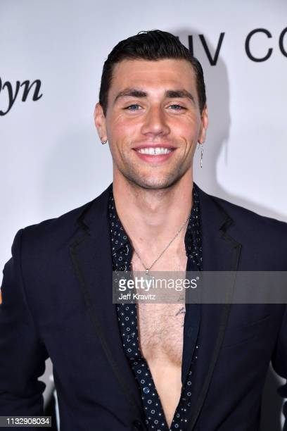 Christian James attends CytoDyn's Pro 140 Awareness Event for HIV and Cancer Prevention at The Roosevelt Hotel in Hollywood on February 28 2019 in...