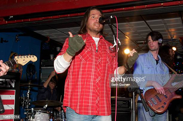 Christian Kane attends Nashville Lifestyles' 7th Annual Music in the City event at the Tin Roof on January 25 2011 in Nashville Tennessee