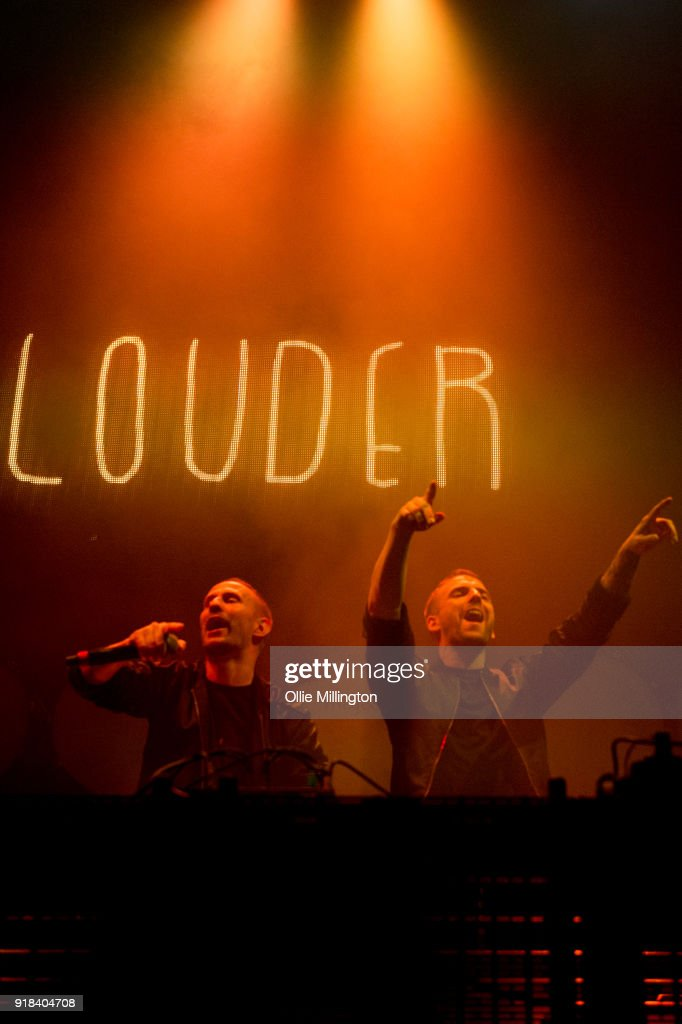 Galantis Perform At The Roundhouse