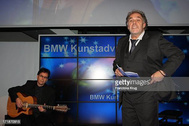 Christian Kohlund at the opening Bmw Of Art Advent Calendar in Berlin