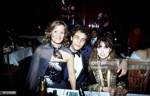 Christian Kohlund Ehefrau Elke Best Claudia Rieschel Mathäser Filmball 1985 München Schauspieler