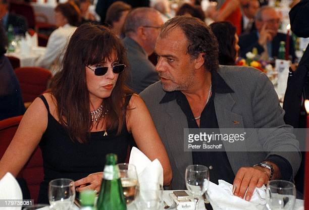 Christian Kohlund mit Ehefrau Elke Best'Wörthersee KärntenFilmfest 98' Kärnten sterreich Europa