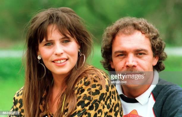 Christian Kohlund Schauspieler Schweiz mit Ehefrau Elke Best Sängerin