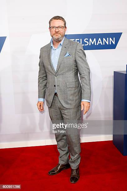 Christian Krug chief editor Stern magazine attends the Bertelsmann Summer Party at Bertelsmann Repraesentanz on September 8 2016 in Berlin Germany