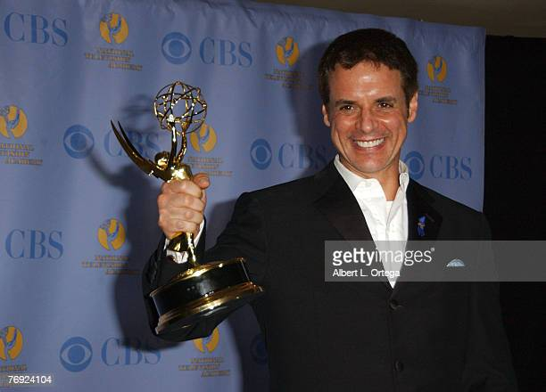 "Christian LeBlanc winner Outstanding Lead Actor in a Drama Series award for ""The Young and the Restless"""