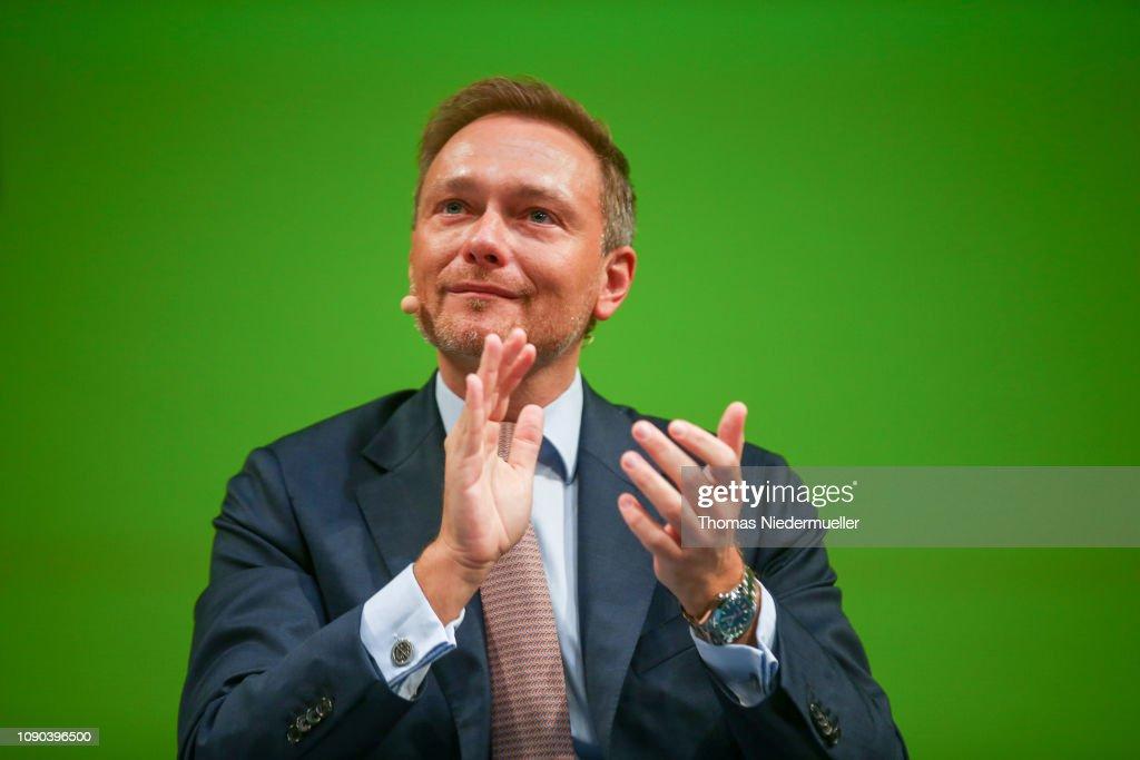 FDP Holds Annual Epiphany Congress : Nachrichtenfoto