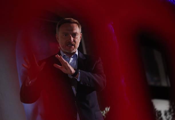 DEU: FDP Holds Closing Election Campaign Event