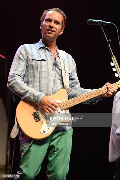 Christian Love of The Beach Boys performs at Hard Rock Live in the Seminole Hard Rock Hotel Casino on February 18 2013 in Hollywood Florida