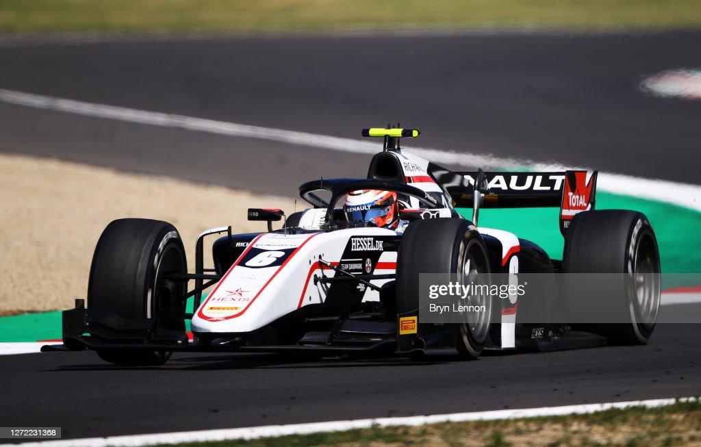 Formula 2 Championship - Round 9:Mugello - Sprint Race : News Photo