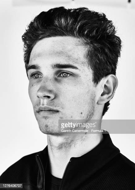 Christian Lundgaard of Denmark and ART Grand Prix poses for a photo prior to Round 5 of the Formula 2 Championship at Silverstone on August 06, 2020...