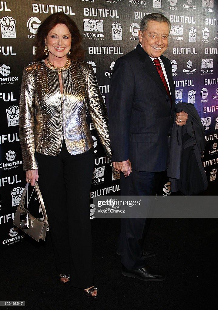 """""""Biutiful"""" Mexico City Premiere"""