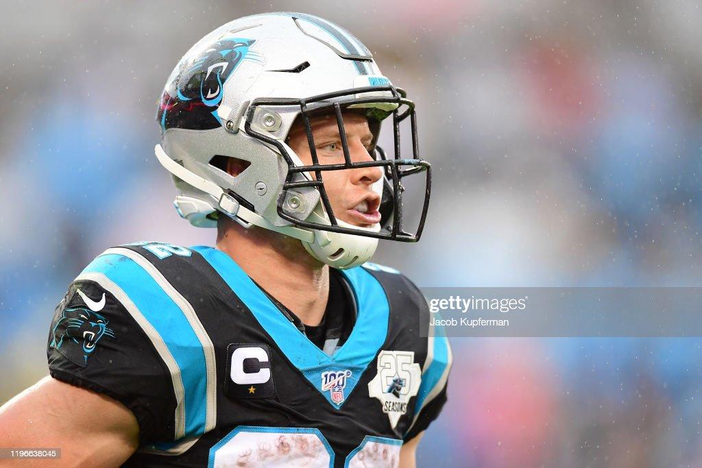 New Orleans Saints vCarolina Panthers : News Photo
