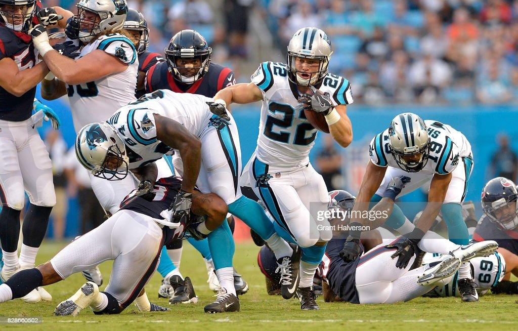 Houston Texans v Carolina Panthers : News Photo