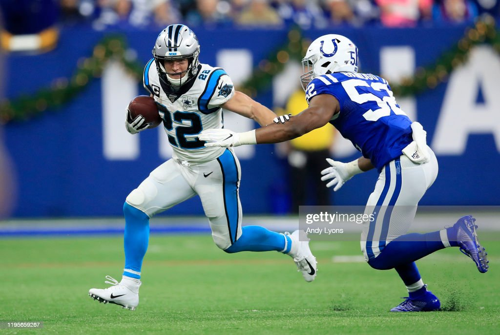 Carolina Panthers vIndianapolis Colts : News Photo