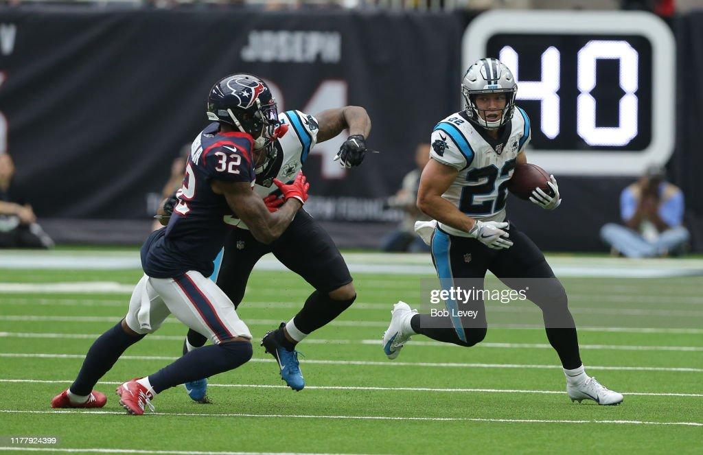 Carolina Panthers vHouston Texans : News Photo