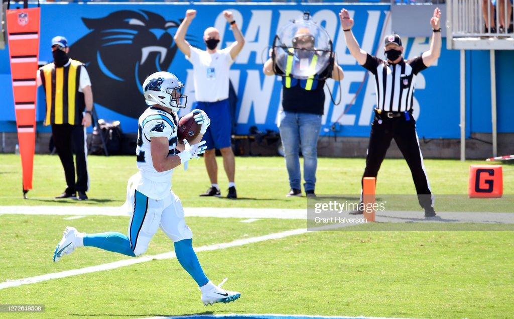 Las Vegas Raiders v Carolina Panthers : News Photo