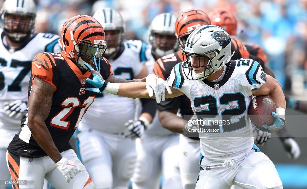 Cincinnati Bengals v Carolina Panthers : News Photo