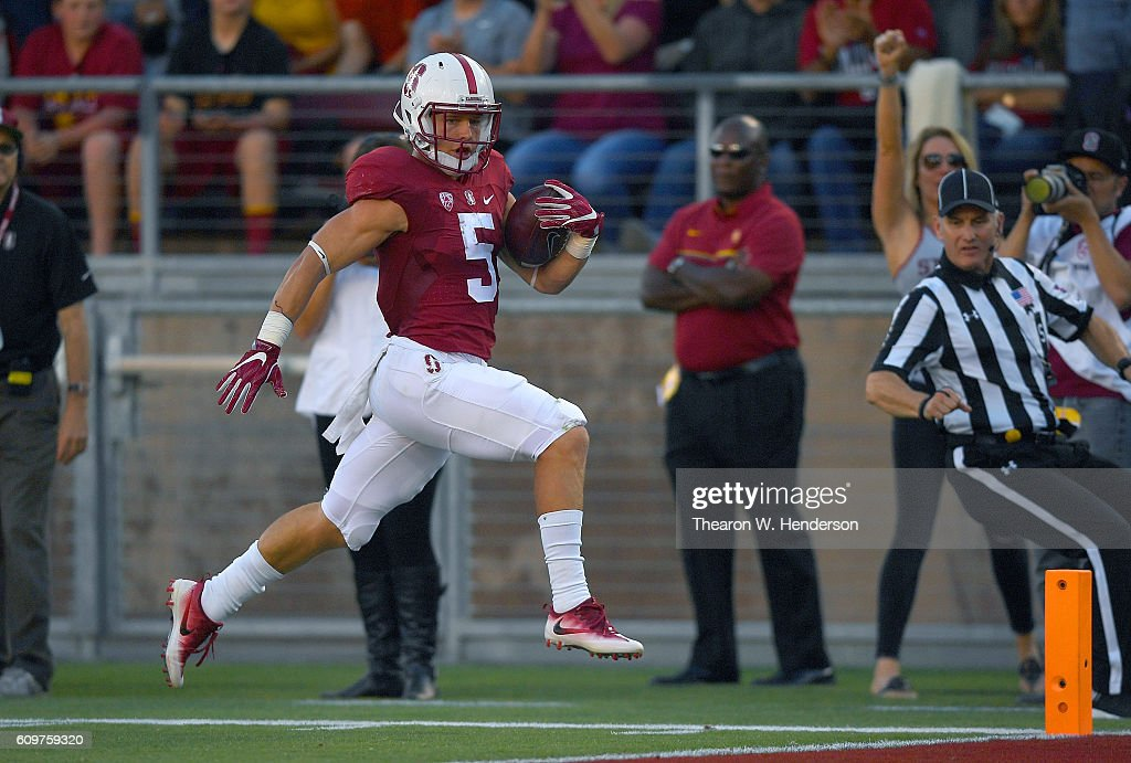 USC v Stanford : News Photo