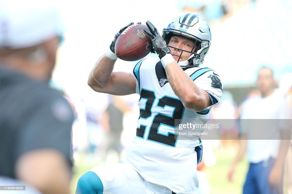 NFL: AUG 16 Preseason - Bills at Panthers : News Photo