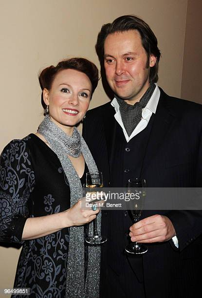 Christian McKay attends the London Evening Standard British Film Awards 2010 at The London Film Museum on February 8 2010 in London England