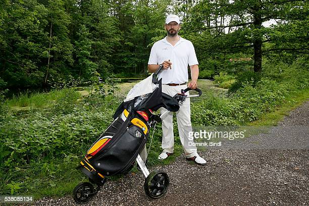 Christian Moestl attends the 2016 Davidoff Tour Gastronomique at golf club Beuerberg on June 4 2016 in Penzberg Germany
