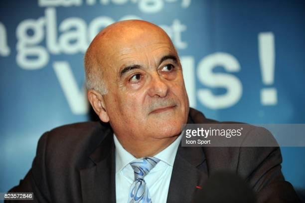 Christian Monteil - - Fondation du groupement d'interet public - Nomination de Charles Beigbeder comme president du Comite de candidature d'Annecy...