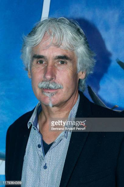 Christian Moullec attends the DonneMoi Des Ailes Premiere At Cinema UGC Normandie on October 06 2019 in Paris France