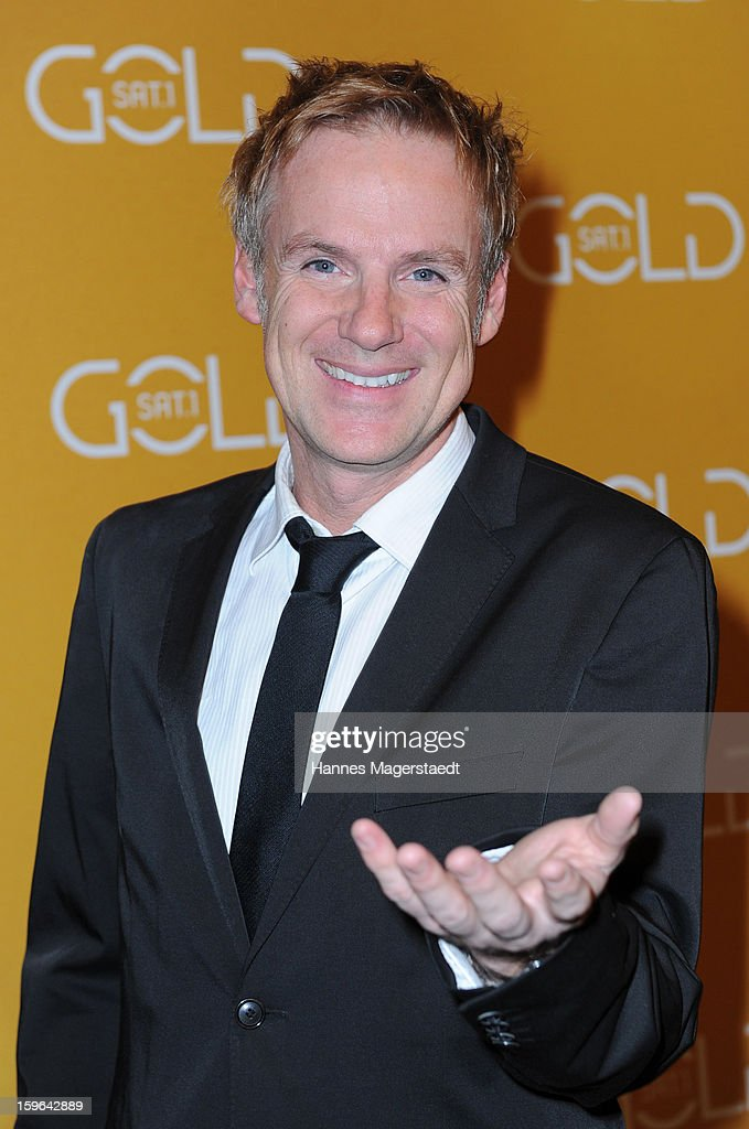 Christian Muerau attends the Sat.1 GOLD TV Channel Launch at the Filmcasino on January 17, 2013 in Munich, Germany.