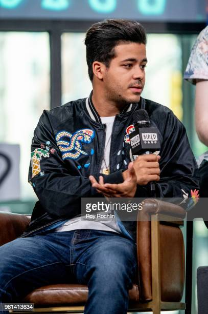 Christian Navarro discusses '13 Reasons Why' with the Build Series at Build Studio on May 22 2018 in New York City