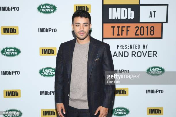 Christian Navarro of 'Can You Ever Forgive Me' attends The IMDb Studio presented By Land Rover At The 2018 Toronto International Film Festival at...