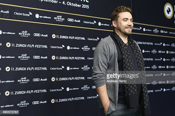 Christian Neu attends the 'Chaebols And Chabolas' Photocall during the Zurich Film Festival on September 27, 2015 in Zurich, Switzerland. The 11th...