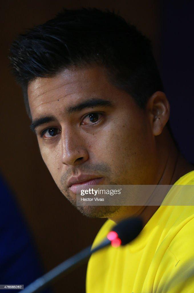 Ecuador Training & Press Conference - 2015 Copa America Chile