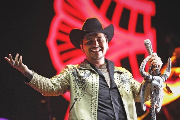 MEX: Christian Nodal Live Concert