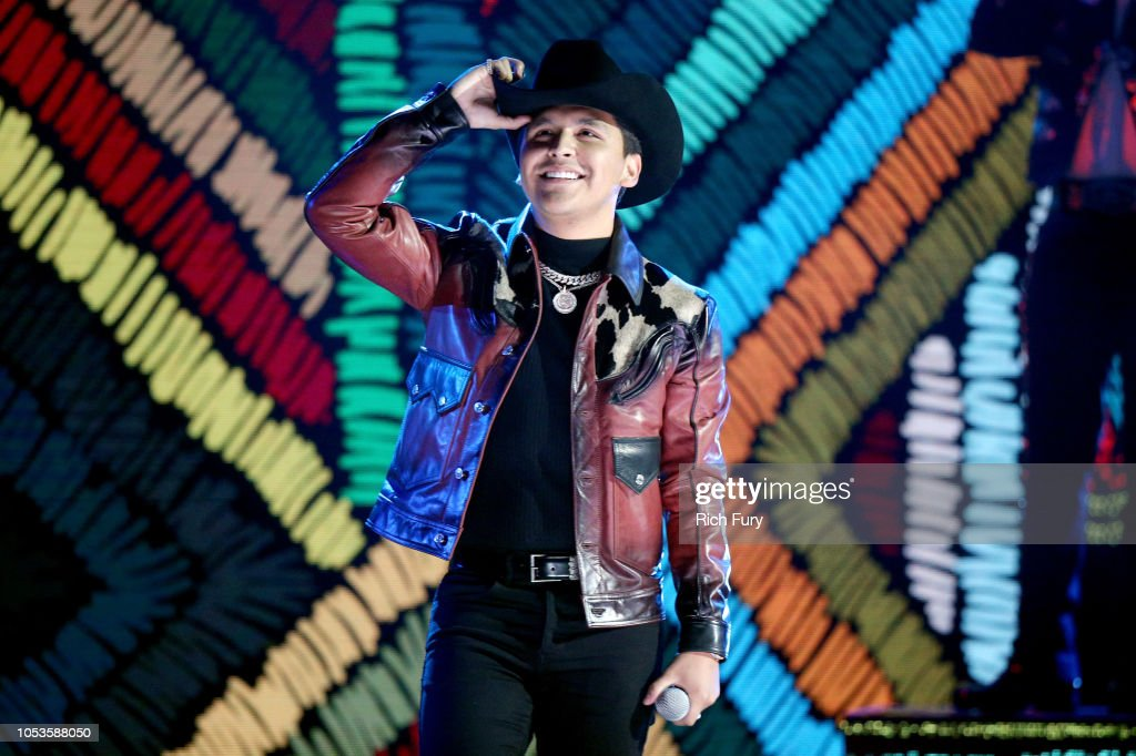 2018 Latin American Music Awards - Show : News Photo
