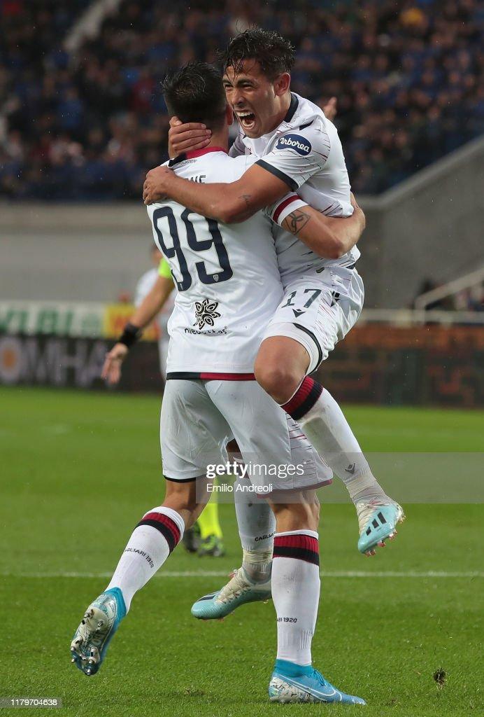Atalanta BC v Cagliari Calcio - Serie A : News Photo