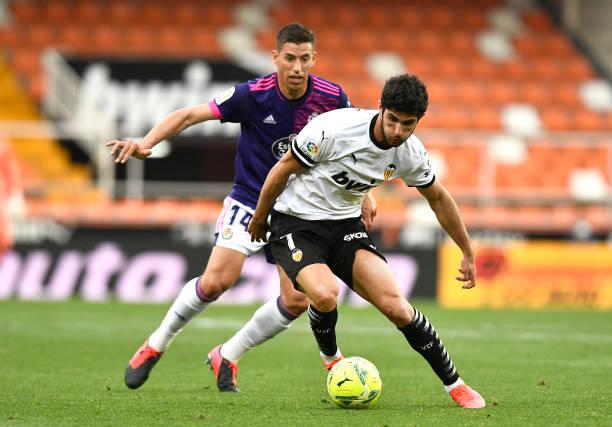 ESP: Valencia CF v Real Valladolid CF - La Liga Santander
